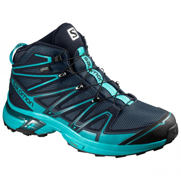 Salomon - Women's X-Chase Mid GTX - Hiking shoes