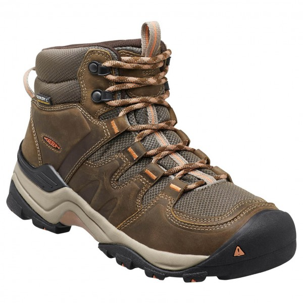 Keen - Women's Gypsum II Mid WP - Hiking shoes