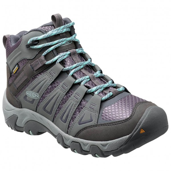 Keen - Women's Oakridge Mid WP - Hiking shoes
