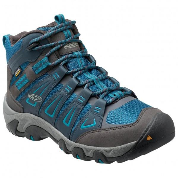 Keen - Women's Oakridge Mid WP - Chaussures de randonnée