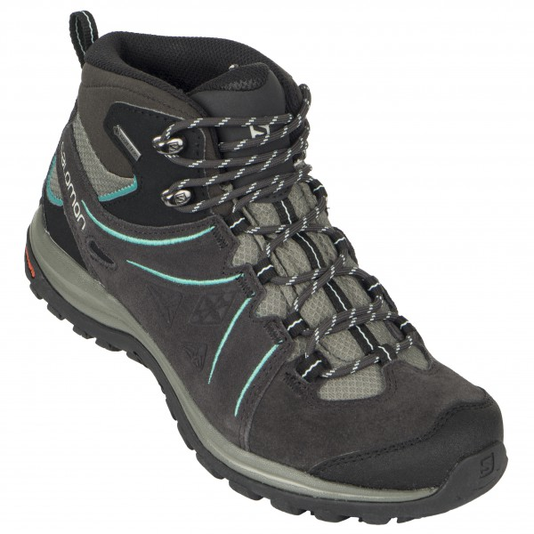 Salomon - Women's Ellipse 2 Mid Leather GTX - Vaelluskengät