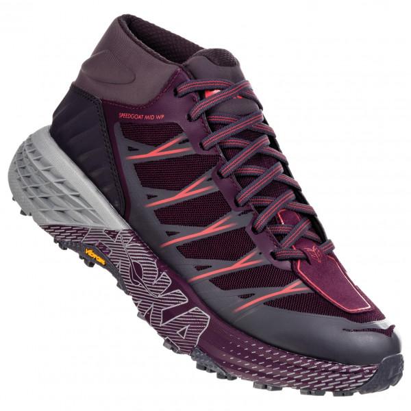 Hoka One One - Women's Speedgoat Mid WP - Walking boots