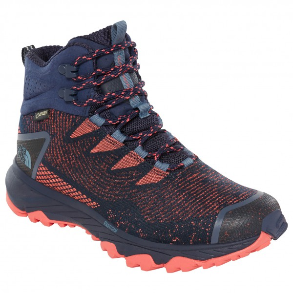 The North Face - Women's Ultra Fastpack III Mid GTX Woven - Vaelluskengät