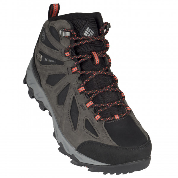 Columbia - Women's Lincoln Pass Mid Leather Outdry - Walking boots