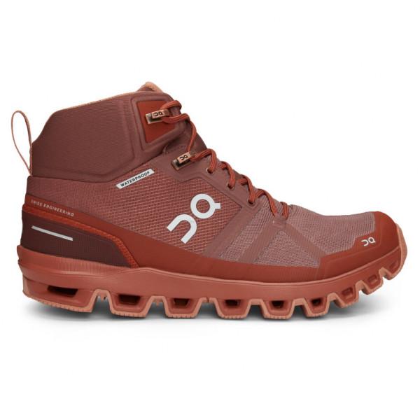 On - Women's Cloudrock Waterproof - Walking boots