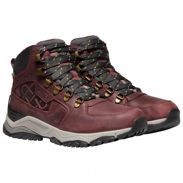 Keen - Women's Innate Leather Mid WP - Wandelschoenen