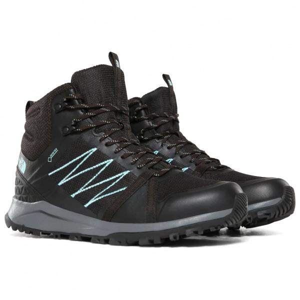 The North Face - Women's Litewave Fastpack II Mid Waterproof - Walking boots