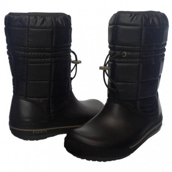 Crocs - Women's Crocband Winter Boot - Talvisaappaat