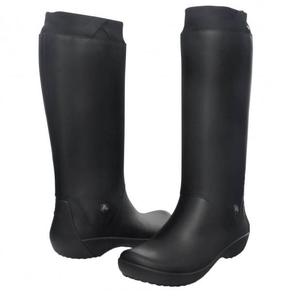 Crocs - Women's Rain Floe Boot - Kumisaappaat