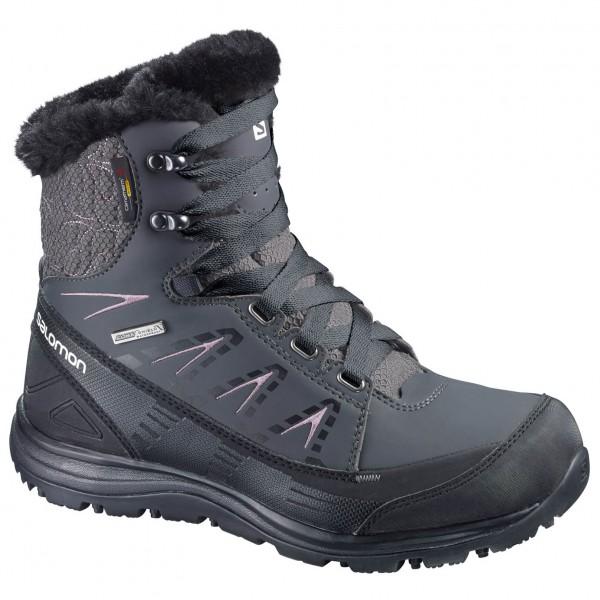 Salomon - Women's Kaina Mid CS WP - Winter boots