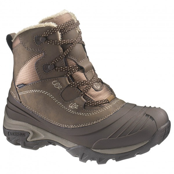 Merrell - Women's Snowbound Mid Waterproof - Winterschoenen