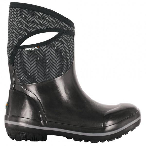 Bogs - Women's Plimsoll Herringbone Mid - Chaussures chaudes