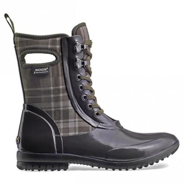 Bogs - Women's Sidney Lace Plaid - Chaussures chaudes