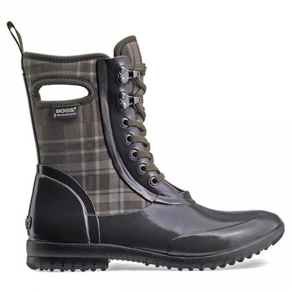 Bogs - Women's Sidney Lace Plaid - Winter boots