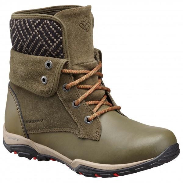 Columbia - Women's Cityside Fold Waterproof - Winter boots