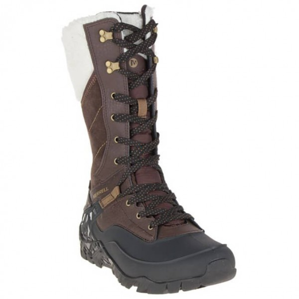 Merrell - Women's Aurora Tall Ice+ Waterproof - Winterschuhe