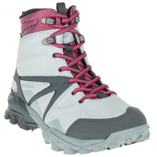 Merrell - Women's Capra Glacial Ice+ Mid Waterproof