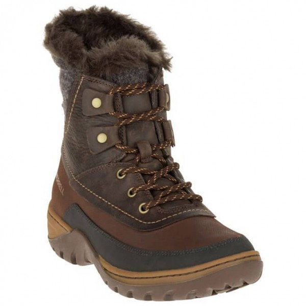 Merrell - Women's Sylva Mid Lace Waterproof - Winterschoenen