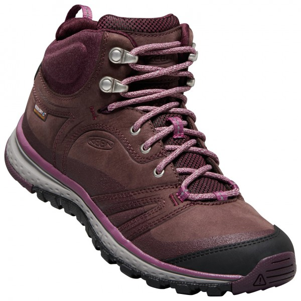 Keen - Women's Terradora Leather Mid WP - Winterschuhe