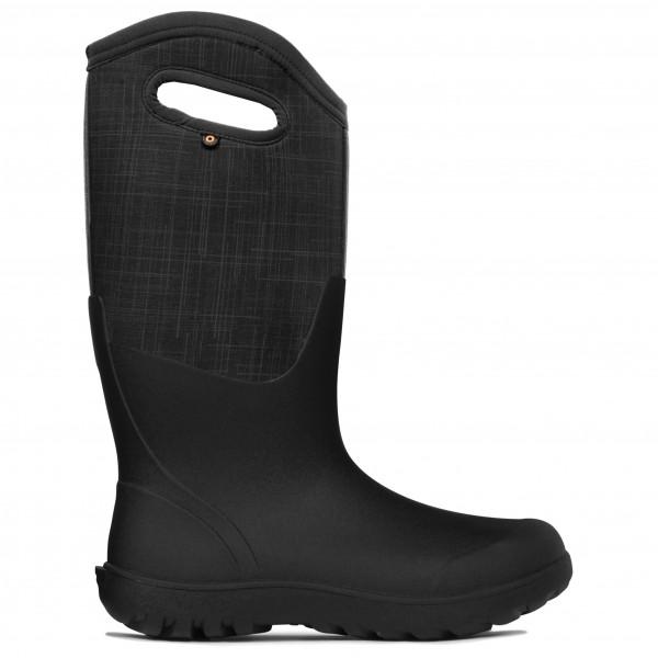 Bogs - Women's Neo Classic Linen Tall - Winter boots