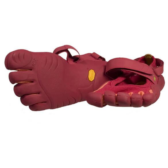 more photos 4e787 8e9d7 ... Red Yellow 4059093791 Vibram - FiveFingers Sprint Women s -  Multi-function shoes . ...