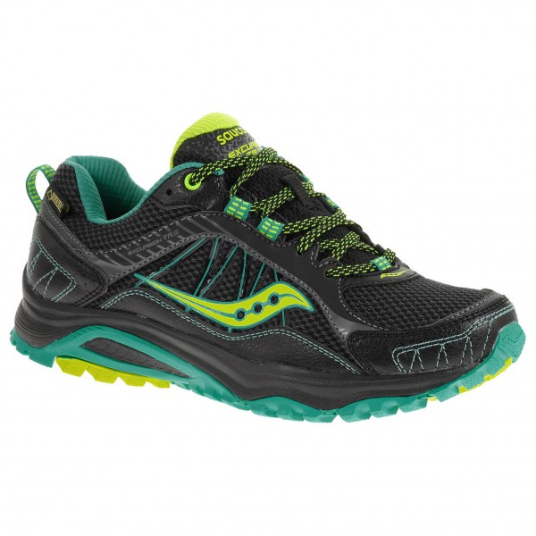 Saucony - Women's Excursion TR9 GTX - Trail running shoes