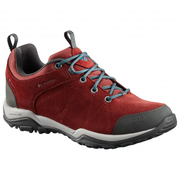Columbia - Women's Fire Venture Low Waterproof - Multisport-kengät