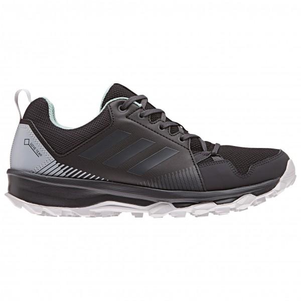 adidas - Women's Terrex Tracerocker GTX - Trailrunningschuhe Grey Three F17 / Carbon S18 / Chalk Coral S18