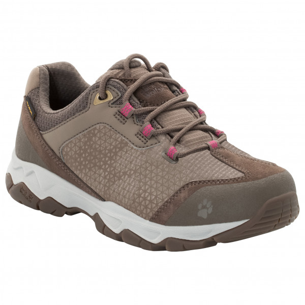 Jack Wolfskin - Women's Rock Hunter Texapore Low - Multisportschoenen