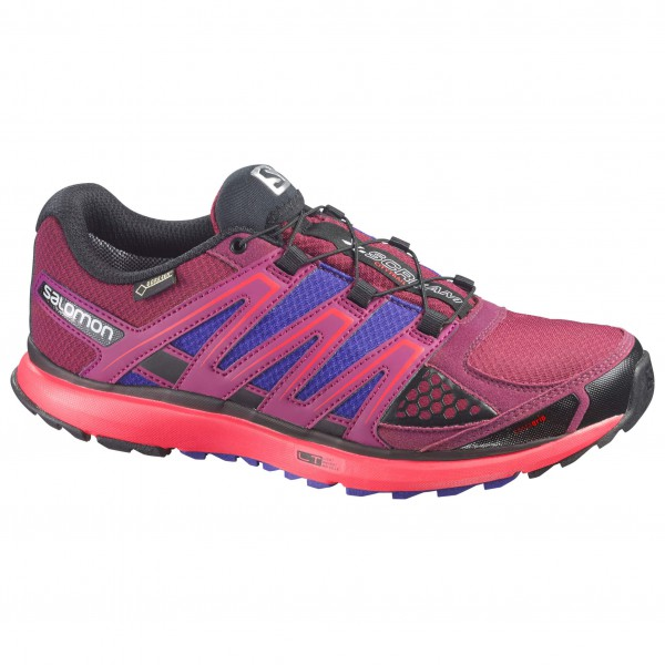 Salomon - Women's X-Scream GTX - Trail running shoes