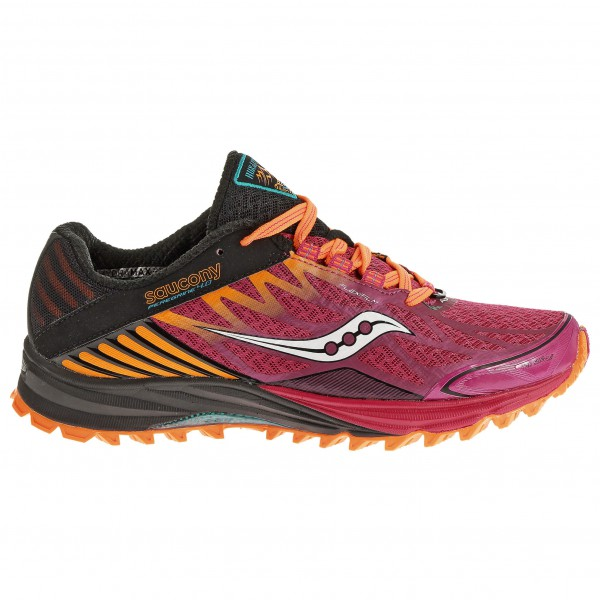 Saucony - Women's Peregrine 4 - Trail running shoes