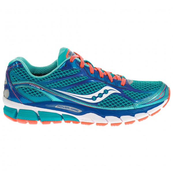 Saucony - Women's Ride 7 - Trailrunningschoenen