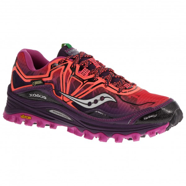 Saucony - Women's Xodus 6.0 GTX - Trail running shoes