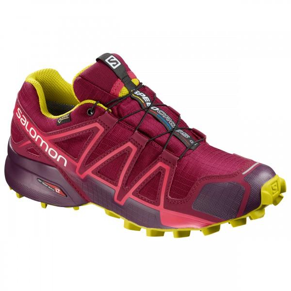 edda61b7aa3 Salomon Speedcross 4 GTX - Trail Running Shoes Women's | Free UK Delivery |  Alpinetrek.co.uk