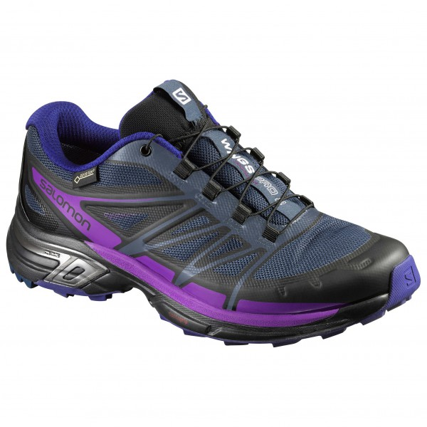 Salomon - Women's Wings Pro 2 GTX - Polkujuoksukengät