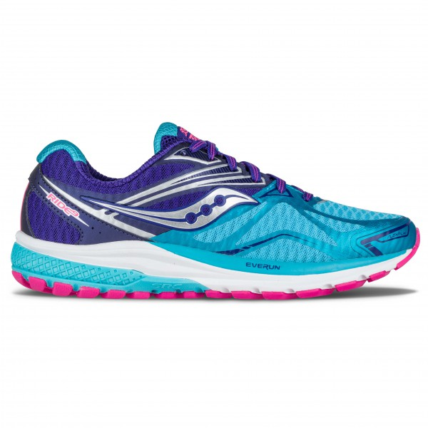 Saucony - Women's Ride 9 - Runningschuhe