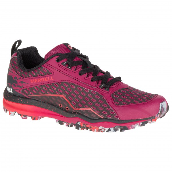 Merrell - Women's All Out Crush Tough Mudder - Skor trailrunning