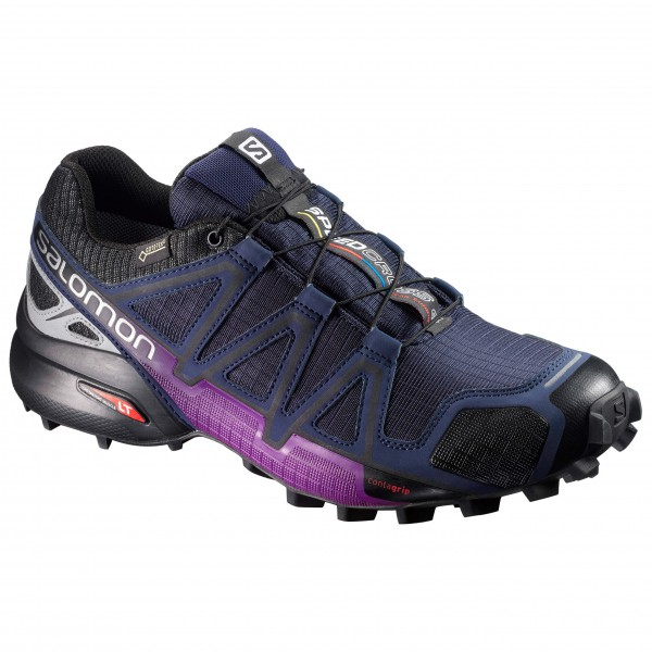 Salomon - Women's Speedcross 4 Nocturne GTX - Trail running shoes