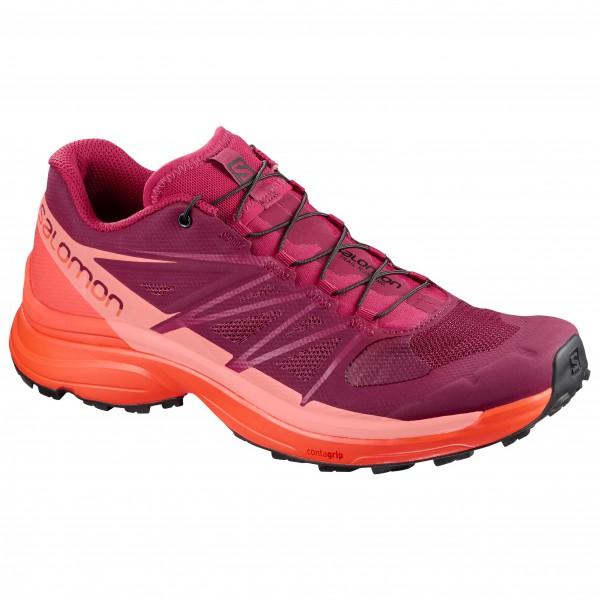 Salomon - Women's Wings Pro 3 - Zapatillas de trail running