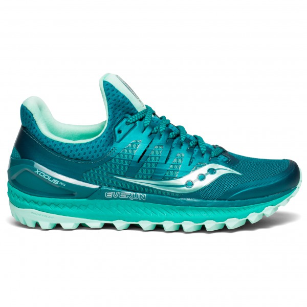 Saucony - Women's Xodus Iso 3 - Trail running shoes