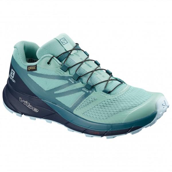 Salomon - Women's Sense Ride 2 GTX Invisible Fit - Zapatillas de trail running