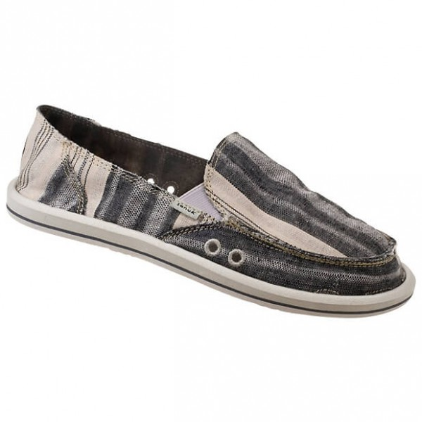 Sanuk - Women's Sidewalk Surfer Kitty Hawk - Slipper
