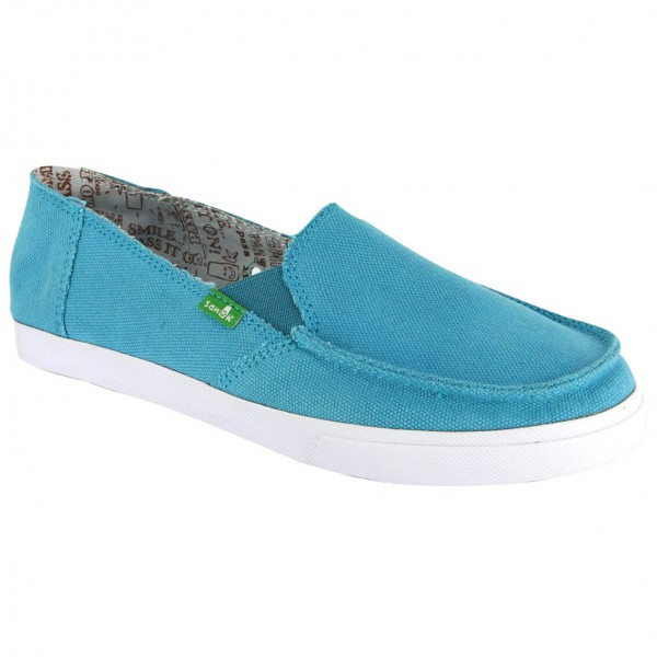 Sanuk - Women's Sidewalk Surfer June Bug - Slipper