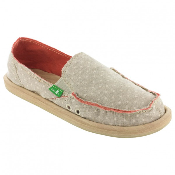 Sanuk - Women's Dotty - Slip-on shoes