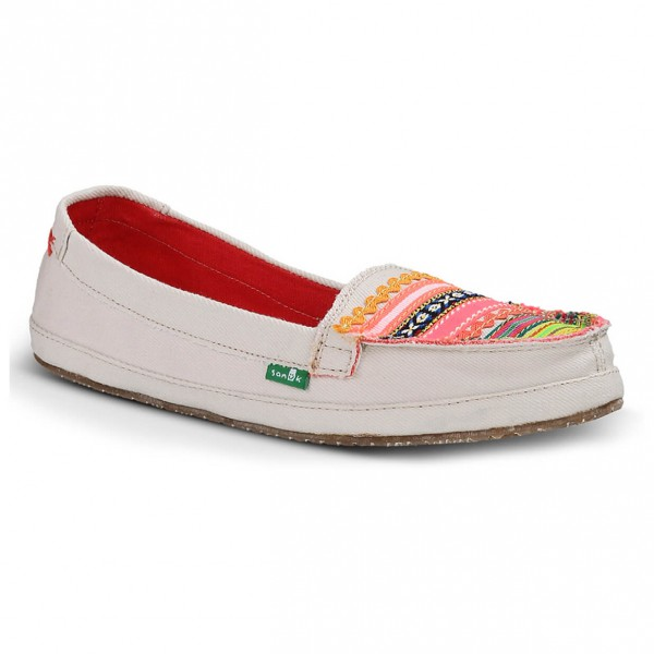 Sanuk - Women's Ric Rac Row - Sneakers