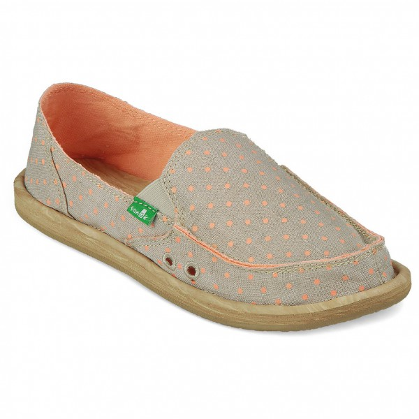 Sanuk - Women's Hot Dotty - Sneaker