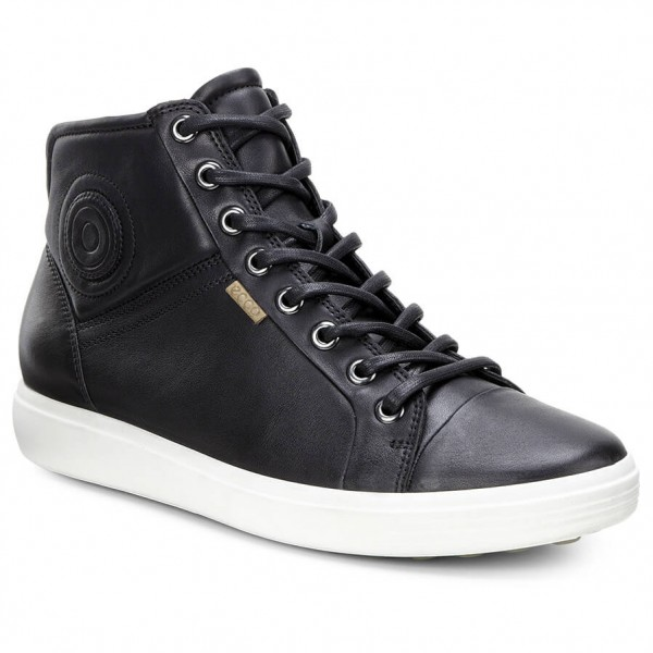 Ecco - Soft 7 Ladies Mid - Sneakers