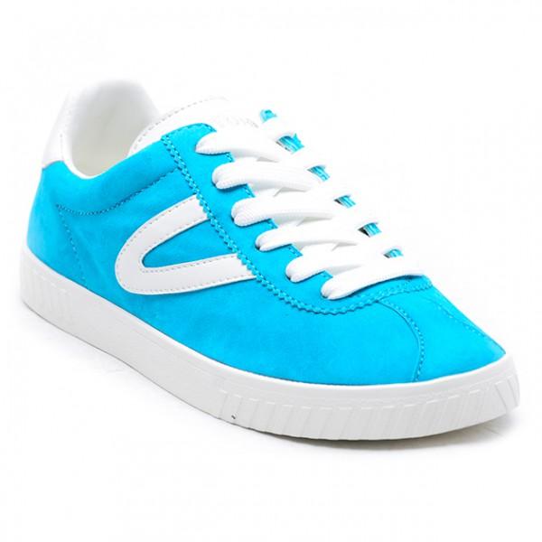 Tretorn - Women's Camden Fluo Suede - Sneaker