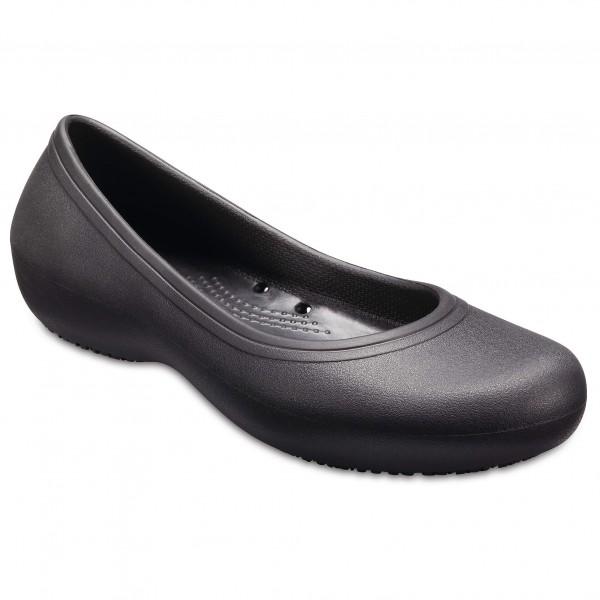 Crocs - Women's Crocs at Work Flat - Zapatillas deportivas