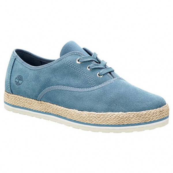 Timberland - Women's Eivissa Leather Sea Oxford - Sneakers